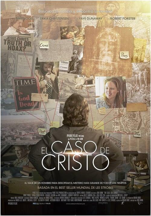 El caso de Cristo – The case for Christ (2017) 1080p castellano