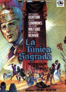 El Manto Sagrado – La túnica sagrada – The Robe (1953) 1080p latino