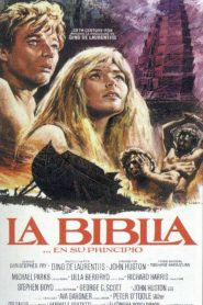 La Biblia en el principio – The Bible In the Beginning (1966) 1080p latino