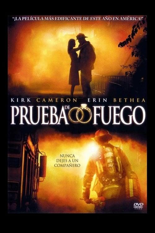 Prueba de fuego | Fireproof (2008) 1080p castellano