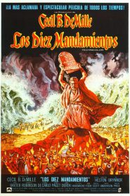 Los Diez Mandamientos – The Ten Commandments (1956) 1080p latino